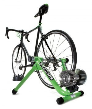 Bicycle Trainer Stationary Fluid Bike Cycle Stand Indoor Exercise Training