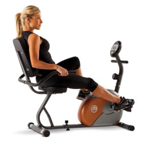 Marcy ME 709 Recumbent Ecxercise Bike Review